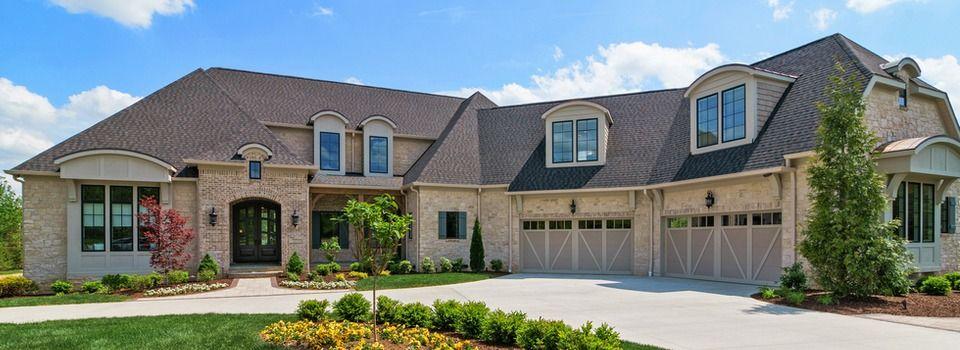 New Parkside Model Home Model Homes Home Builders Luxury Homes