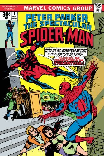 Essential Peter Parker: The Spectacular Spider-Man Vol. 1 (Marvel Essentials) @ niftywarehouse.com #NiftyWarehouse #Spiderman #Marvel #ComicBooks #TheAvengers #Avengers #Comics