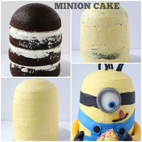 How To Make A Minion Cake Pictures Photos and Images for Facebook