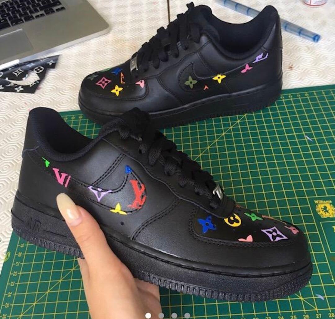 custom sneakers sneakersaddict customdesign designer