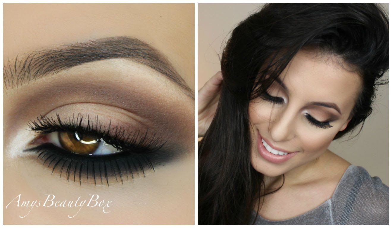 Makeup Tutorial: The Reverse Smoky Eye images