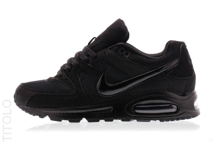 cb766c967a0 titolo nike air max command 397689-095 Black/ Black- Black 397689 095