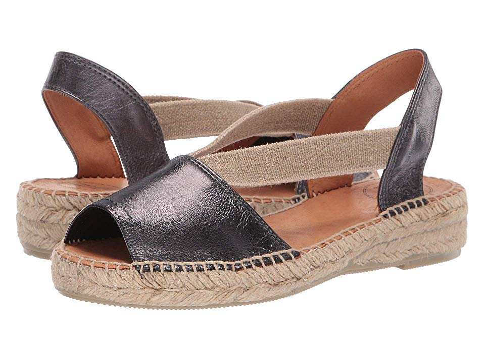 Toni Pons ETNA Espadrille for Woman Made in Leather.