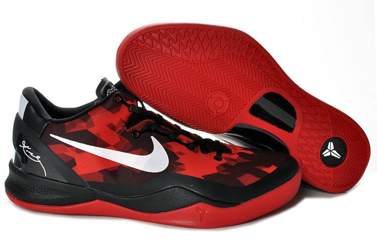 online store 637f7 fa526 Kobe 2013 Kobe VIII Elite Red Black White 555035 102