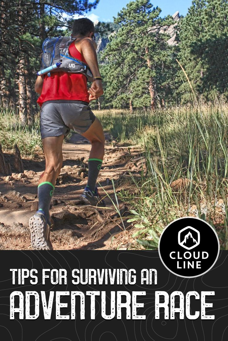 10 Tips for Surviving Your First Adventure Race