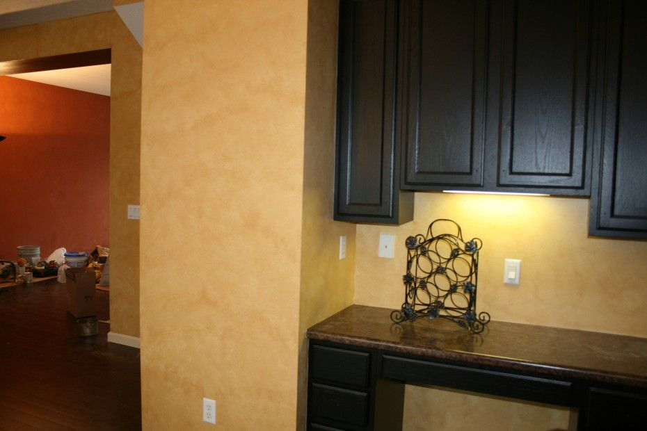 Furniture Kitchen. Popular Painted Cabinets For Kitchen Color Scheme ...