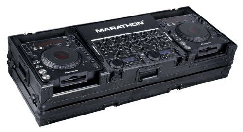 Marathon Flight Road Blk Series Case MA-DJCD19Wblk Holds 2 X Large Format CD Players Like Pioneer CDJ1000, Stanton C303 And a 19-Inch Mixer Up To 8U by Marathon, http://www.amazon.com/dp/B002AK4WAC/ref=cm_sw_r_pi_dp_MjaUrb12HEJW1