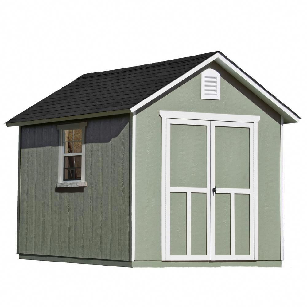 Best Handy Home Products Installed Meridian 8 Ft X 10 Ft Wood 640 x 480