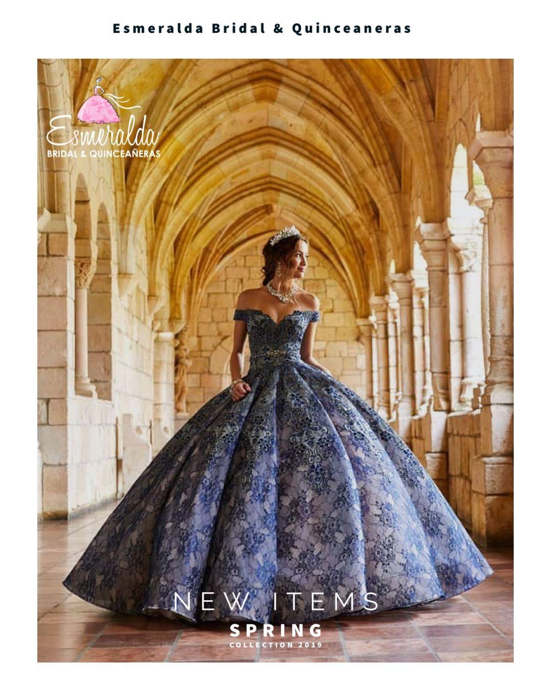 0eab6870e44 Esmeralda Bridal   Quinceanera (Esmequince) on Pinterest