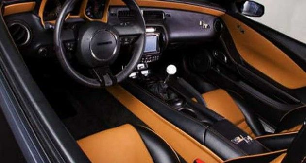 2017 Pontiac Trans Am Firebird interior