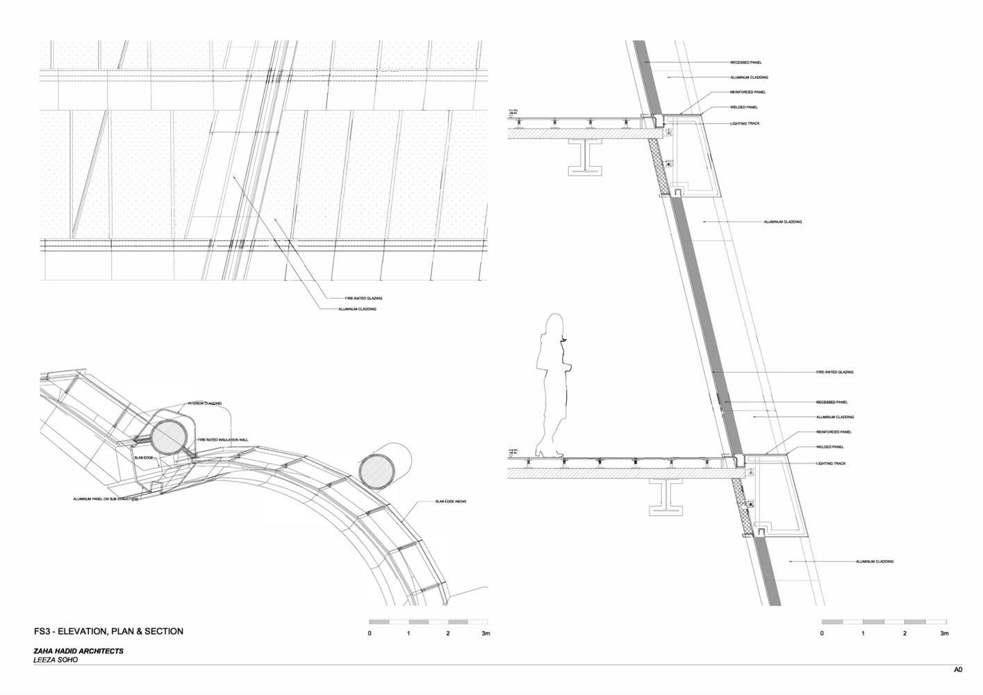 Gallery Of Leeza Soho Zaha Hadid Architects