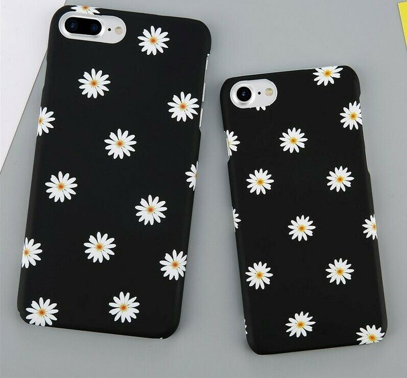 Sunflower Floral Flower Chamomile Case For Iphone Xs Max Xr X 8 7 6 5 Lovely Floral Iphone Case Ideas Floral Iphone Case Flower Phone Case Daisy Phone Case