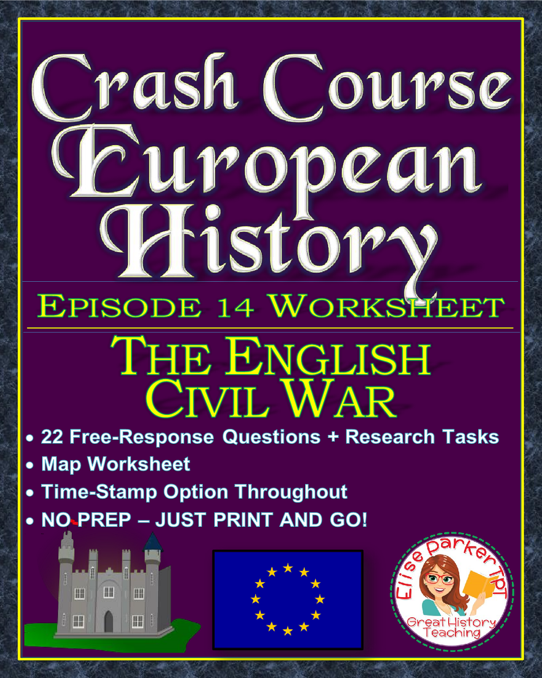 Crash Course European History Episode 14 Worksheet The