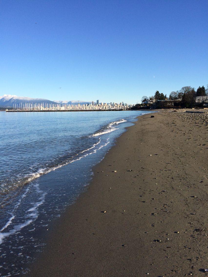 Jericho Beach Vancouver Bc