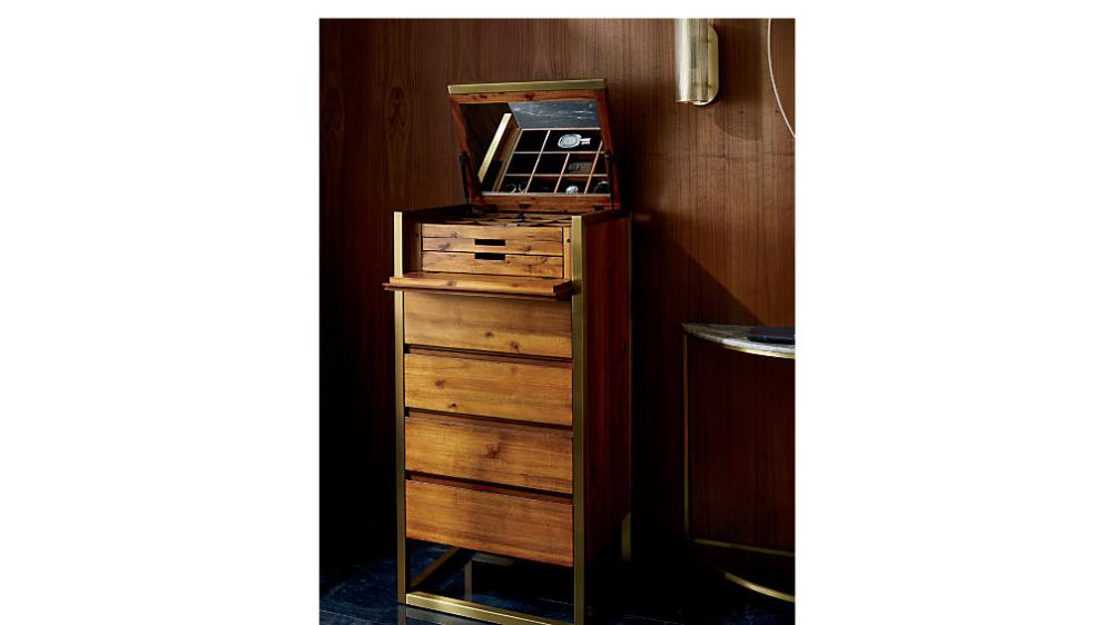 Curious Chiffonier + Reviews Hidden desk, Standard