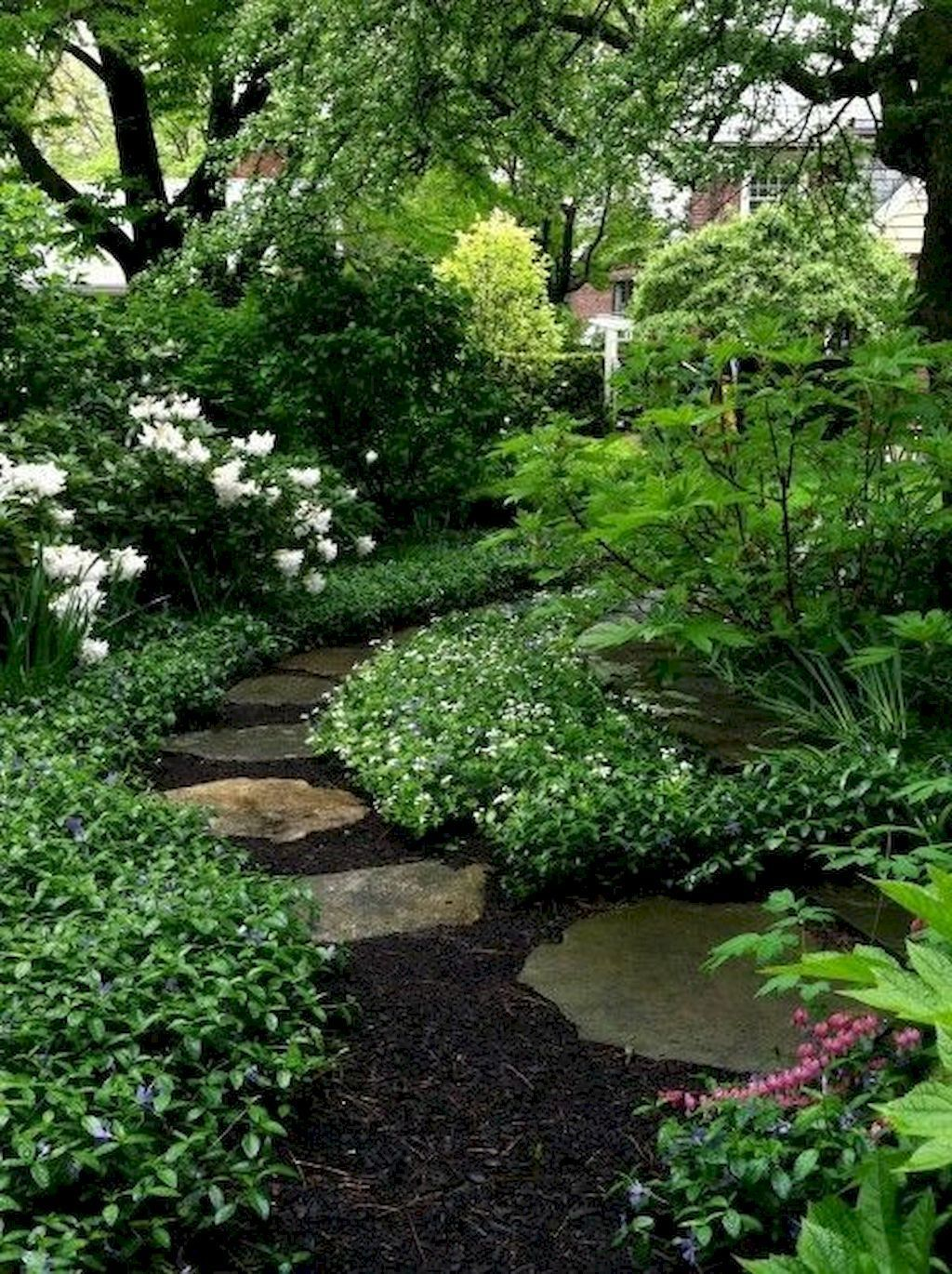 Whimsical Garden Paths Walkway Ideas In 2020 Shade Garden Design Beautiful Gardens Woodland Garden