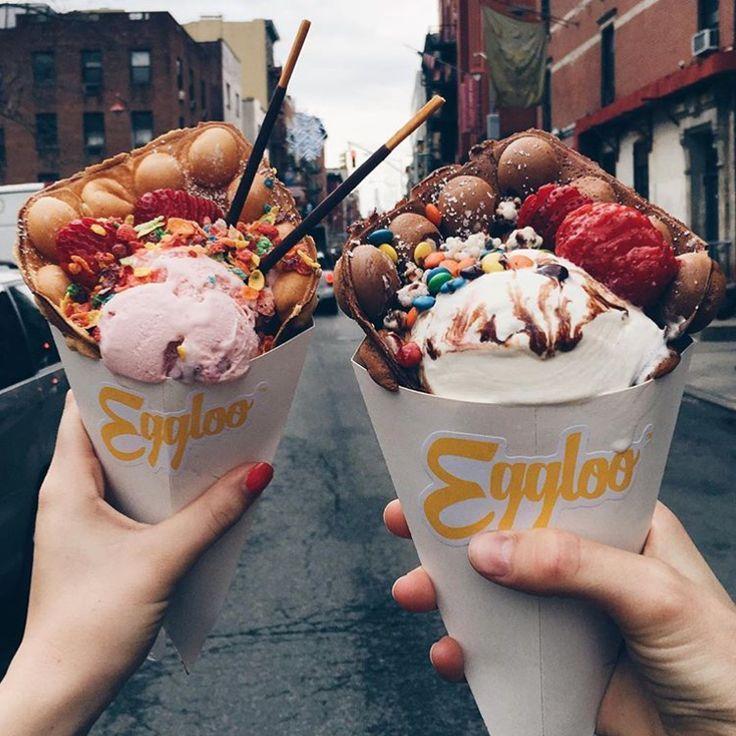 Eggloo Ice cream, Love food, Food