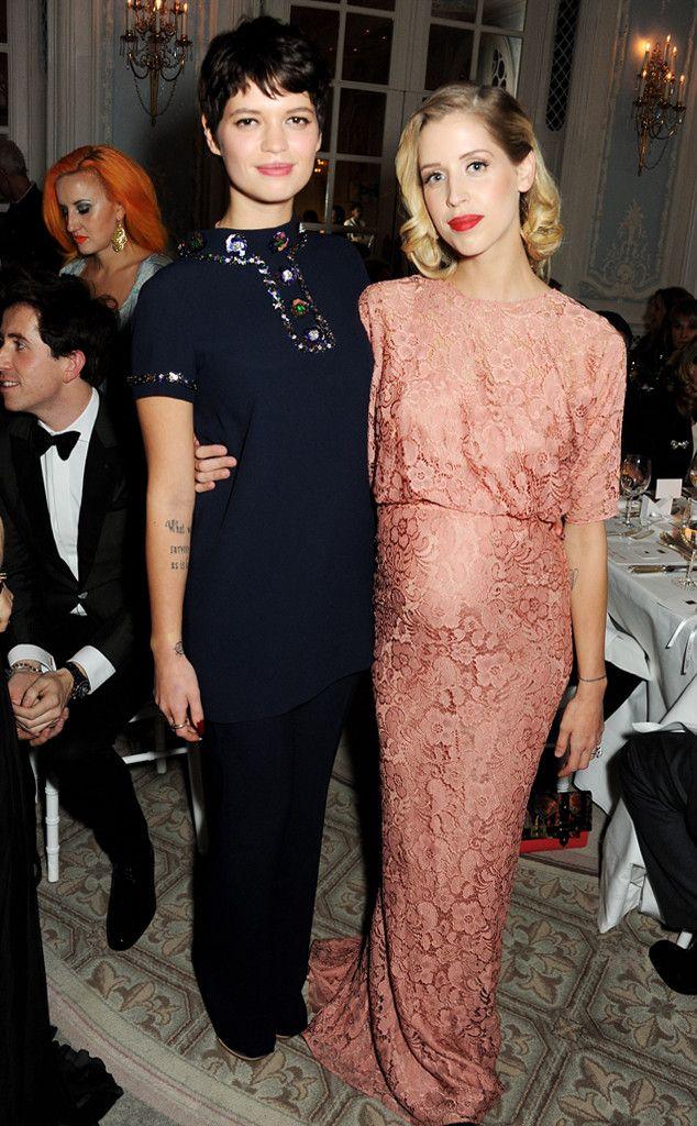 Peaches Geldof Filha Do Cantor Bob Geldof Morre Aos 25 Anos Pixie Geldof Peaches Geldof Elle Style Awards