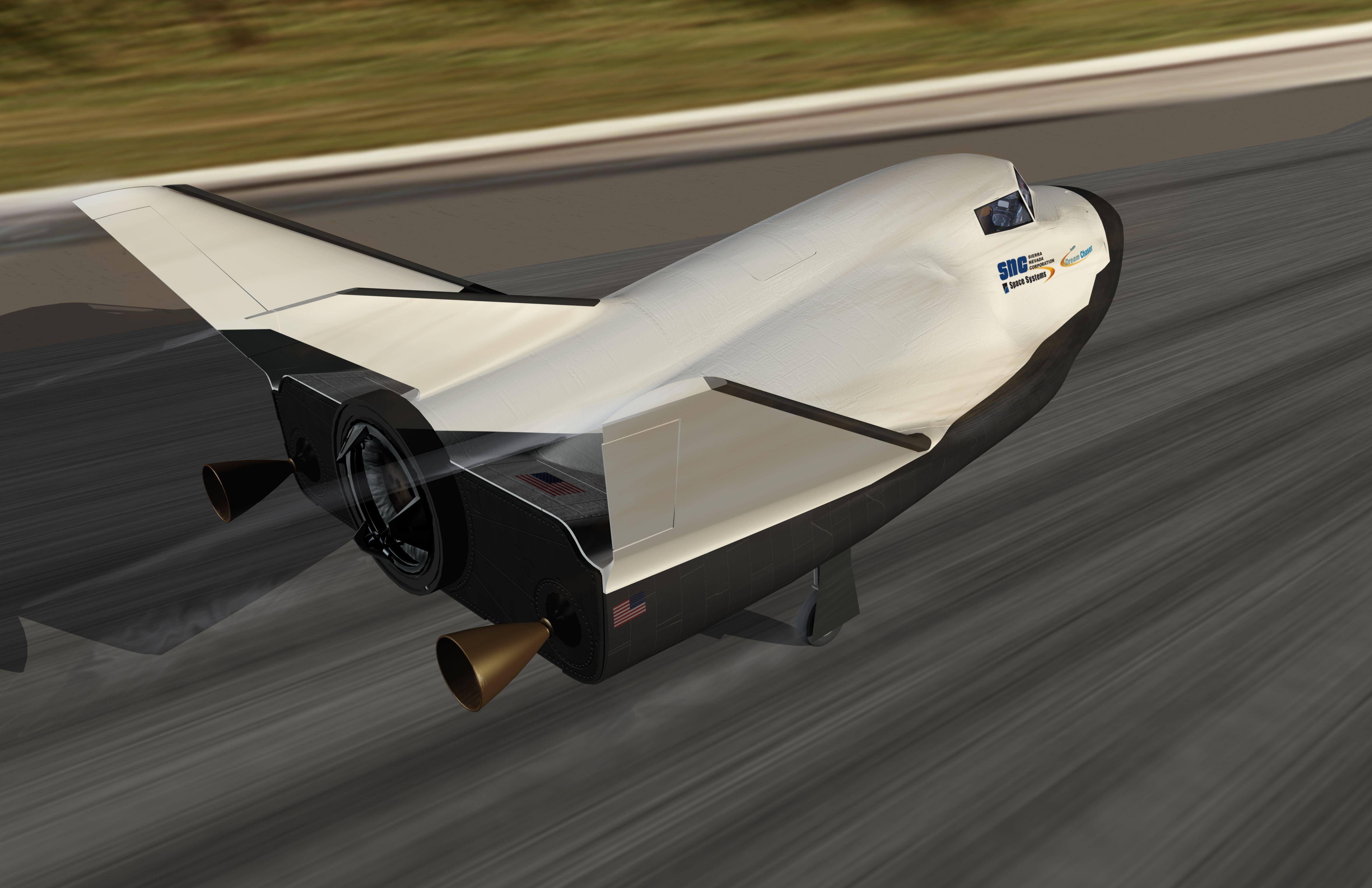 No more Space Shuttle? No problem. Spacecraft, Dream