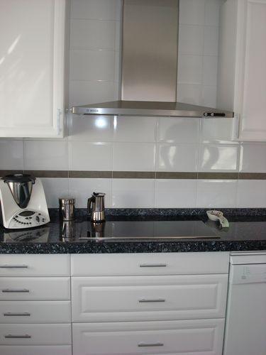 Dise o de cocinas dise o de cocinas en aravaca cocina - Cocinas en negro ...