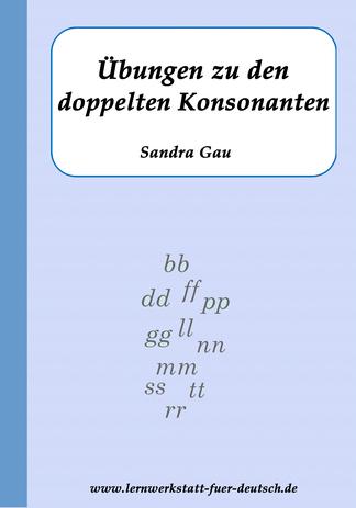 Worterliste Doppelte Konsonanten Deutsch Unterricht Unterrichten Deutsch Lernen
