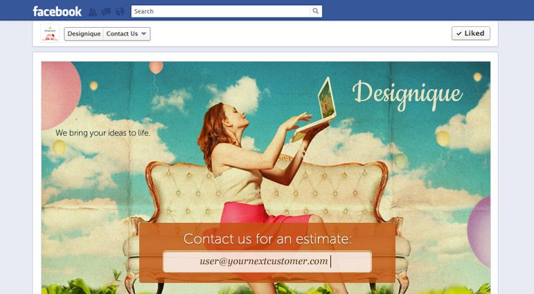 Create Facebook business pages with ease, for free For