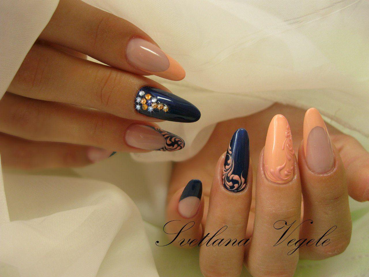 Светлана вегель фото ногтей инстаграмм