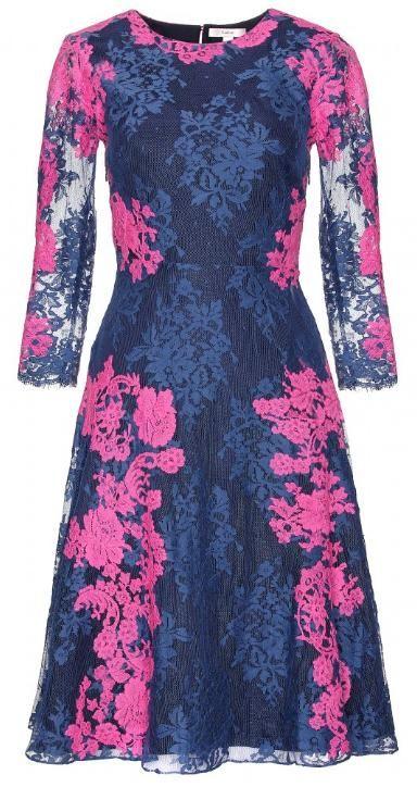 Erdem Lily Lace dress