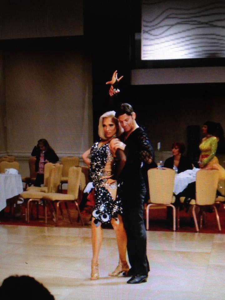 Tj Flowers And Rafael Avanzini May 2013 Atlanta Georgia Ballroom Dance Competition Dance Competition Ballroom Dance
