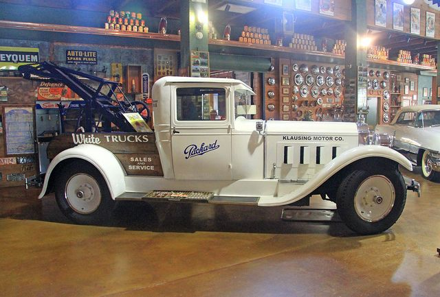 packard tow truck | 1928 Packard 4th Series Tow Truck | Flickr - Photo Sharing!