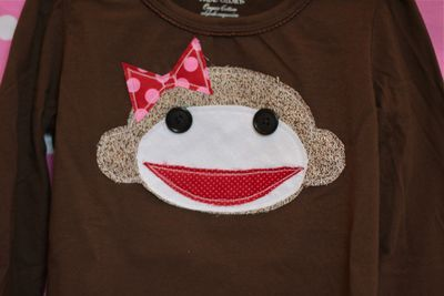 omg! I so have a thing for sock monkeys!