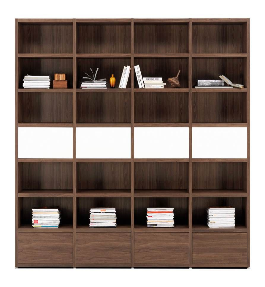 wall storage systems wall storage units boconcept. Black Bedroom Furniture Sets. Home Design Ideas