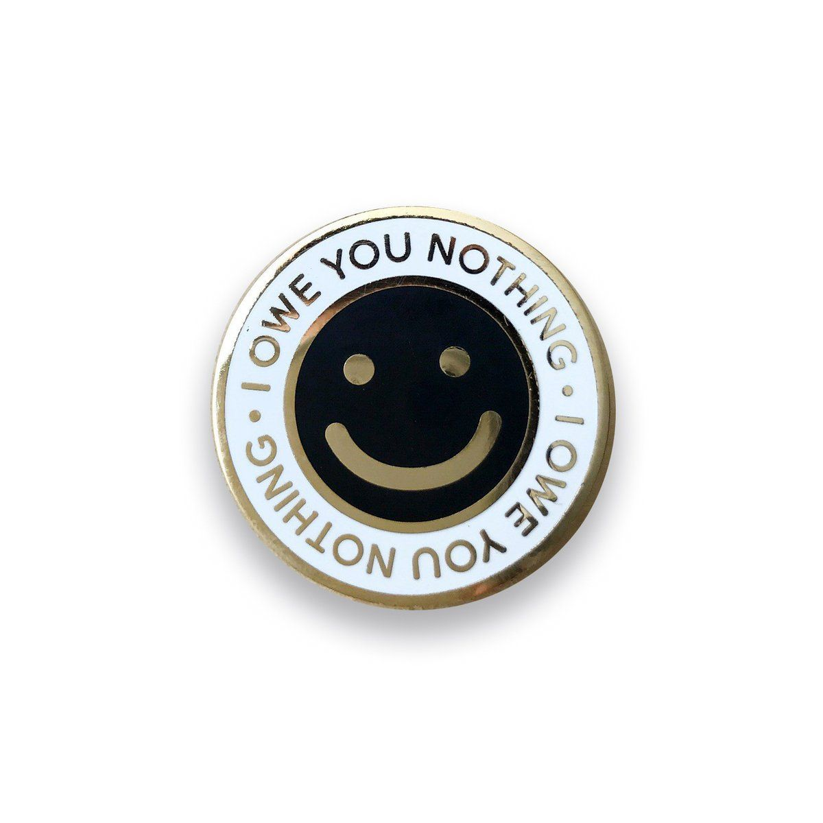 One Of Our Favourite Pieces A Cheeky Smiley Face Featuring Jewelry Quality Gold Plating 1 Lapel Pin Complete With R Lapel Pins Spoon Jewelry Diy Pretty Pins