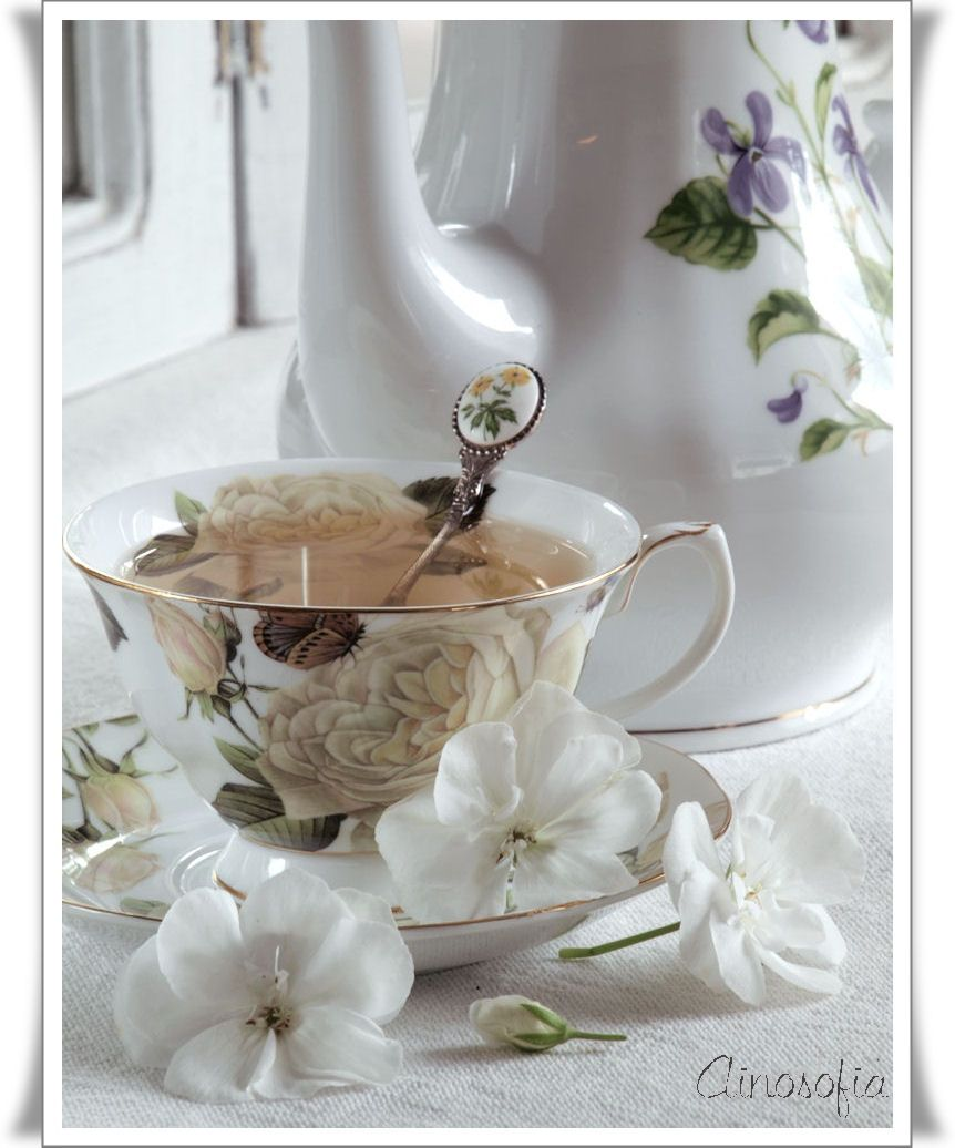 AINOSOFIA SISUSTUS (INTERIOR) . . .: 5 O´clock Tea