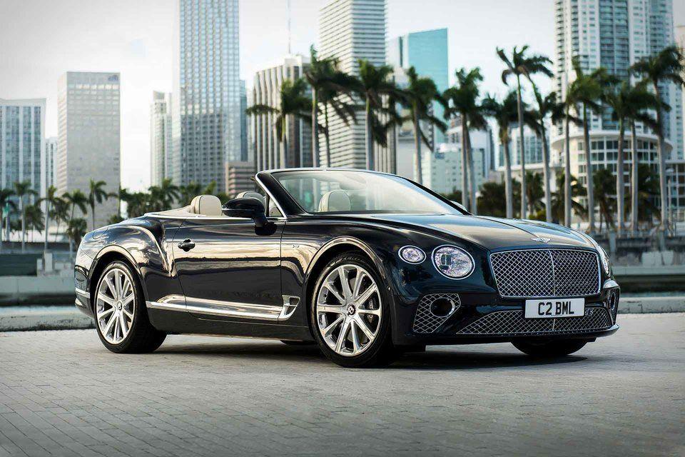 Bentley gtc 2020
