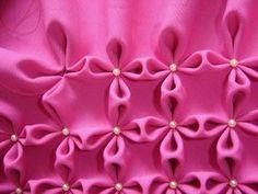 Como hacer el punto flor, para almohadones, mantas, etc : VCTRY's BLOG