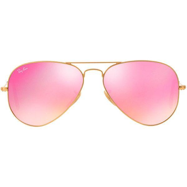 4a2536701166e Designer Clothes, Shoes   Bags for Women   SSENSE. Eyewear Ray BanÓculos De  Sol RosaAviadores ...