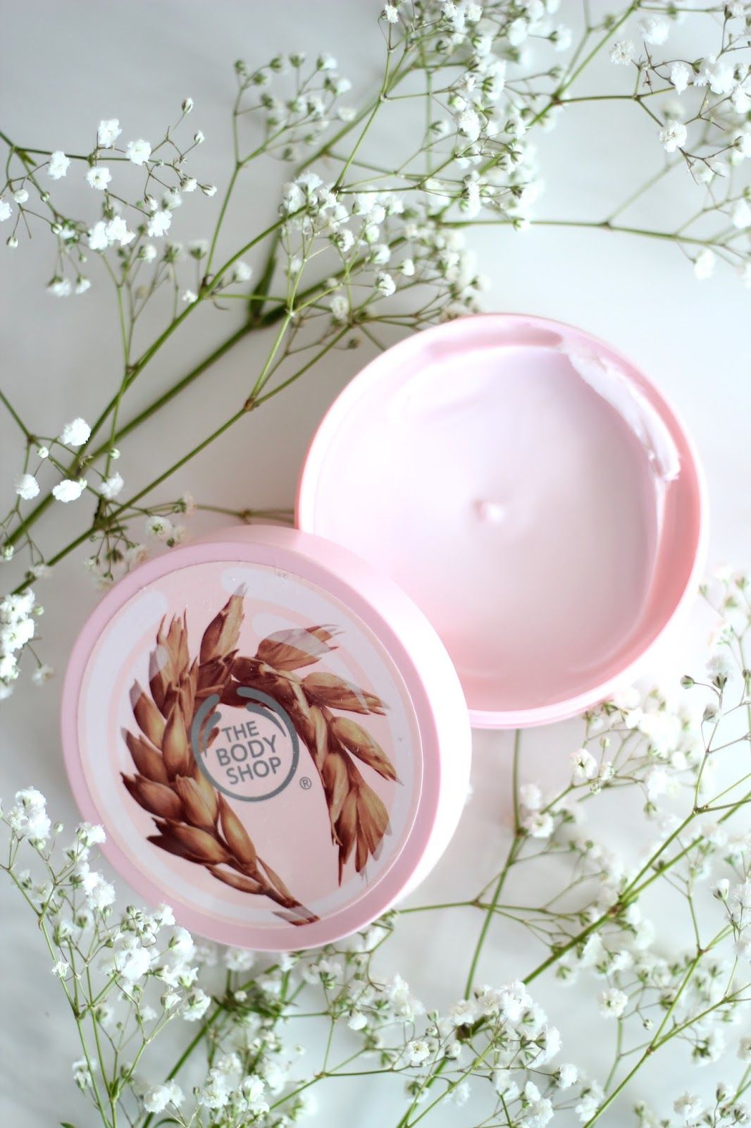 The Body Shop Vitamin E Body Butter Review The Body Shop