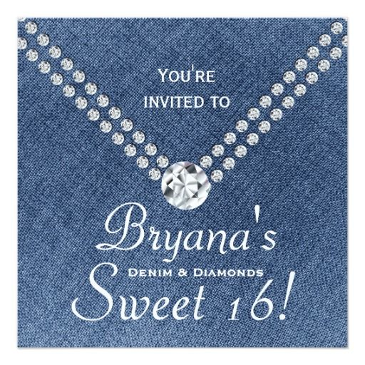 Diamonds Denim Theme Gala Ideas Pinterest Diamond