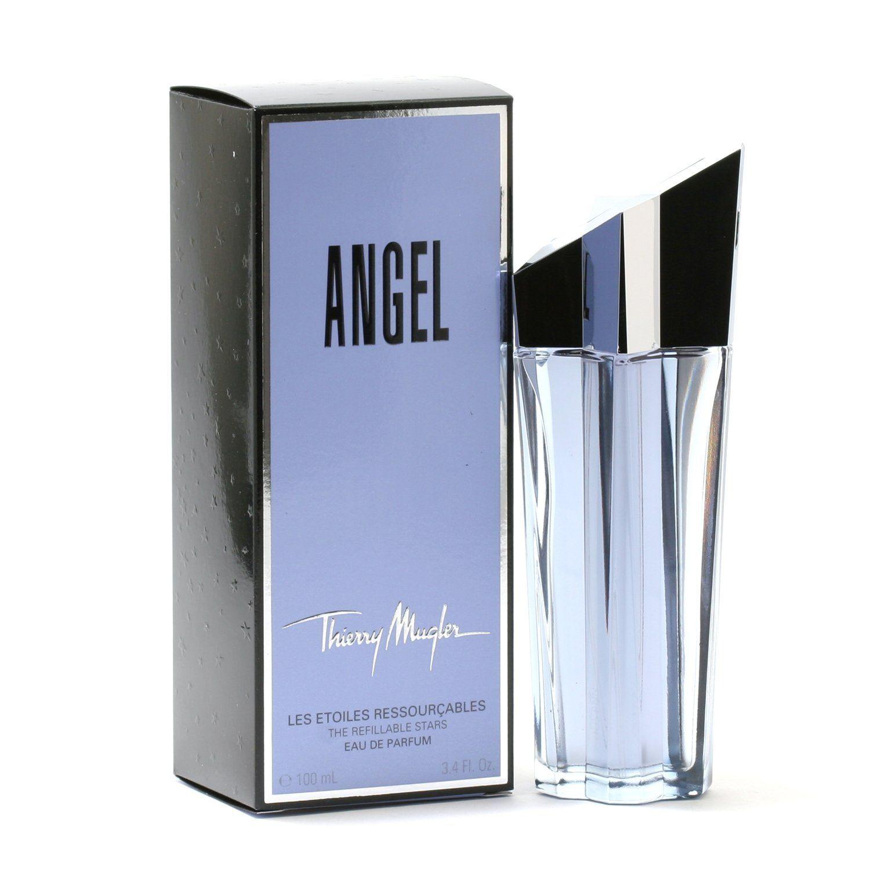 Angel By Thierry Mugler Refillable Star Eau De Parfum Spray 3 4