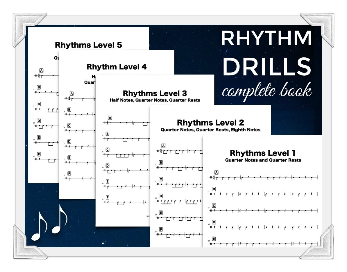 Rhythm Drills For Beginners