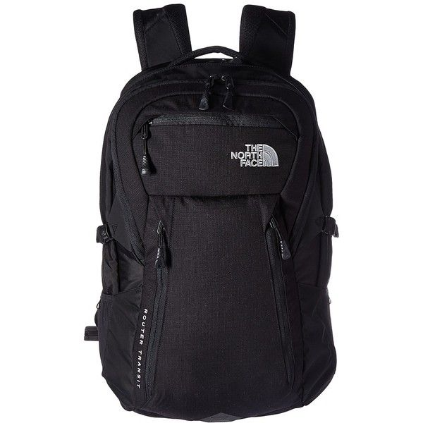 22977dd20 The North Face Router Transit Backpack (TNF Black) Backpack Bags ...