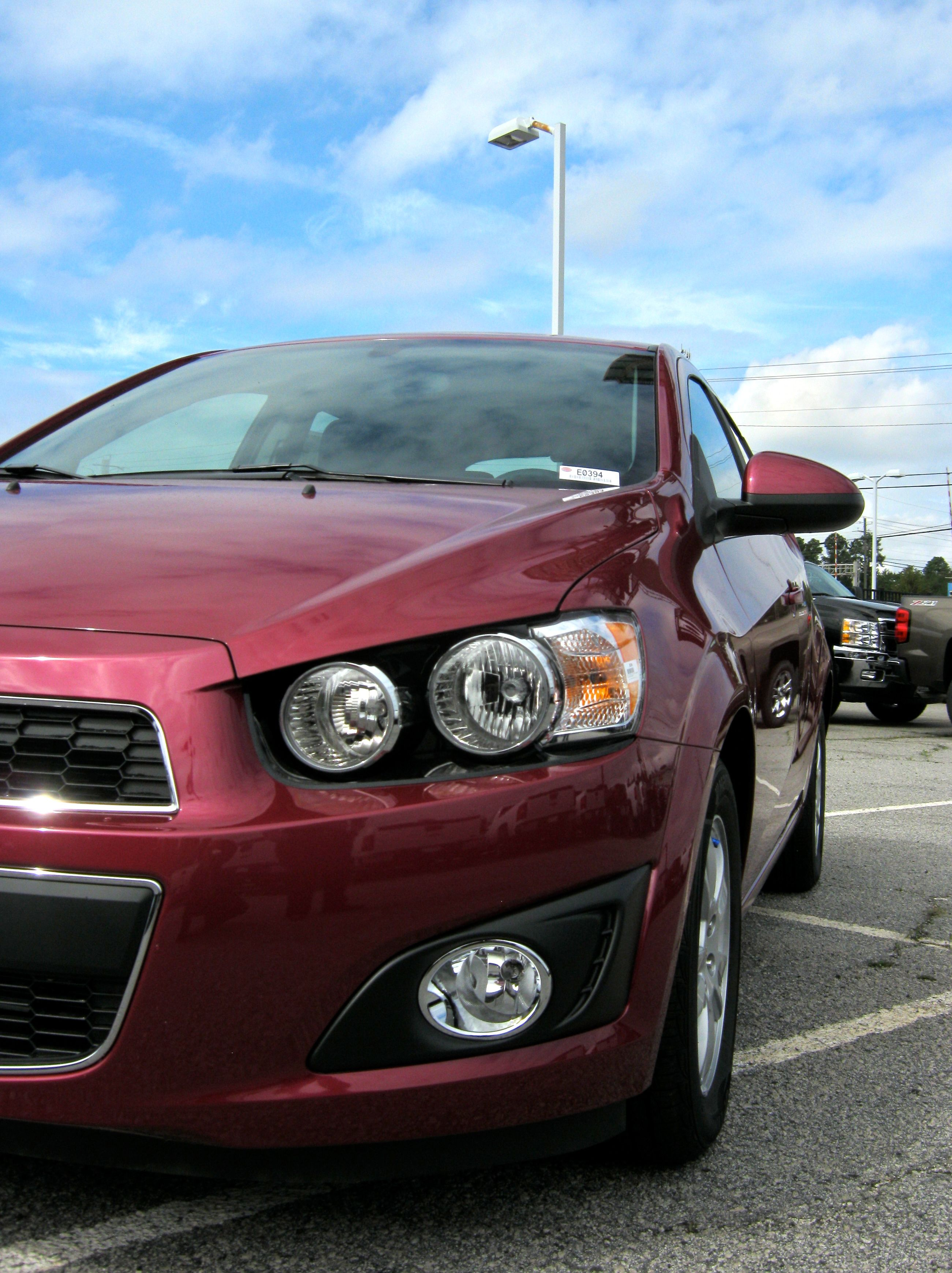 Www Drivebaby Com The 2014 Chevrolet Sonic At Milton Ruben