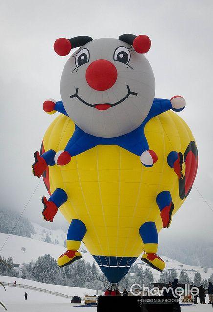 CATERPILLAR HOT AIR BALLOON- International Hot Air Balloon Festival 2012-8.jpg | Flickr - Photo Sharing!