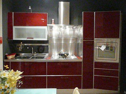 Cucina Scavolini modello Crystal in occasione per rinnovo ...