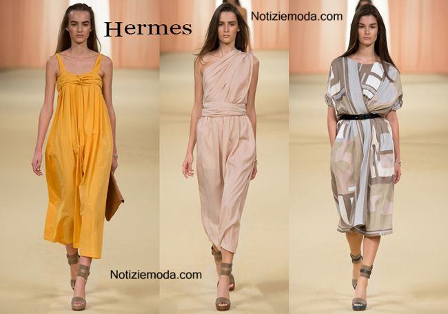 Abiti Hermes primavera estate moda donna  2938adf84a6