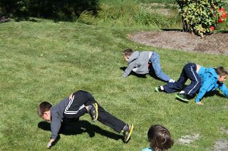 NatalieKMudd: Spiderman Birthday Party Spider relay races...could also do different games with various superhero themes...