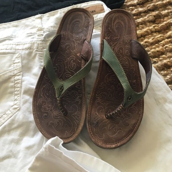Best Sandals⛱ Amazing wedge sandals. Great quality. Love these. Don't want to part with them, but my ankle prevents me from wearing wedges and most heels . Never worn out of store! From the island of Maui. Once you buy this brand, you'll never buy any other flip flops! Ulikai Shoes Sandals