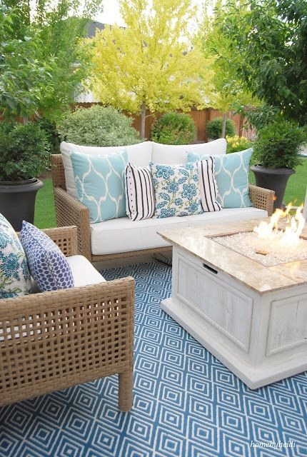 I Teamed Up With Birch Lane To Showcase Their Gorgeous Outdoor