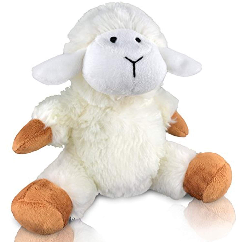 EpicKids Sheep Plush Stuffed Lamb Animal Suitable For